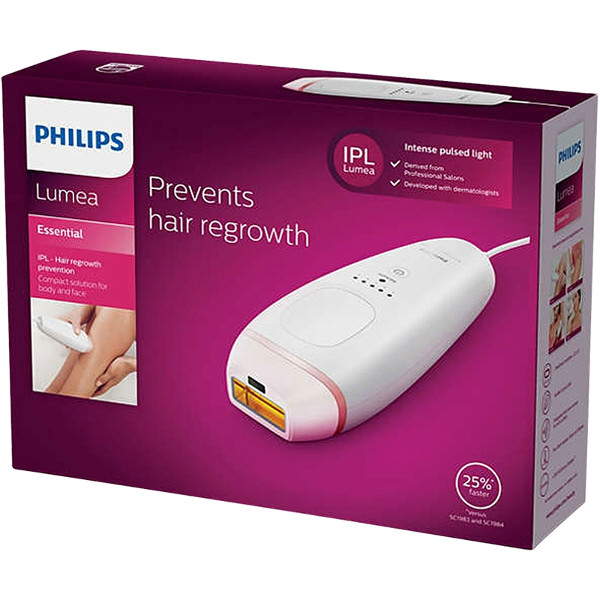 Philips hårlaser - IPL Essential